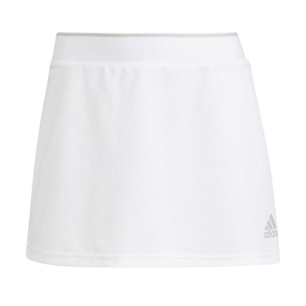 Pollera adidas Club Tenis de Mujer Color: Blanco - Talle: XS