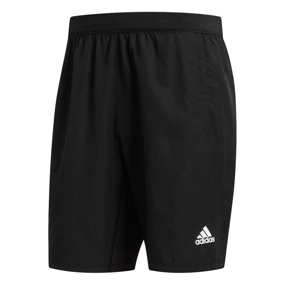 Short adidas 4KRFT Sport Woven de Hombre Color: Negro - Talle: S