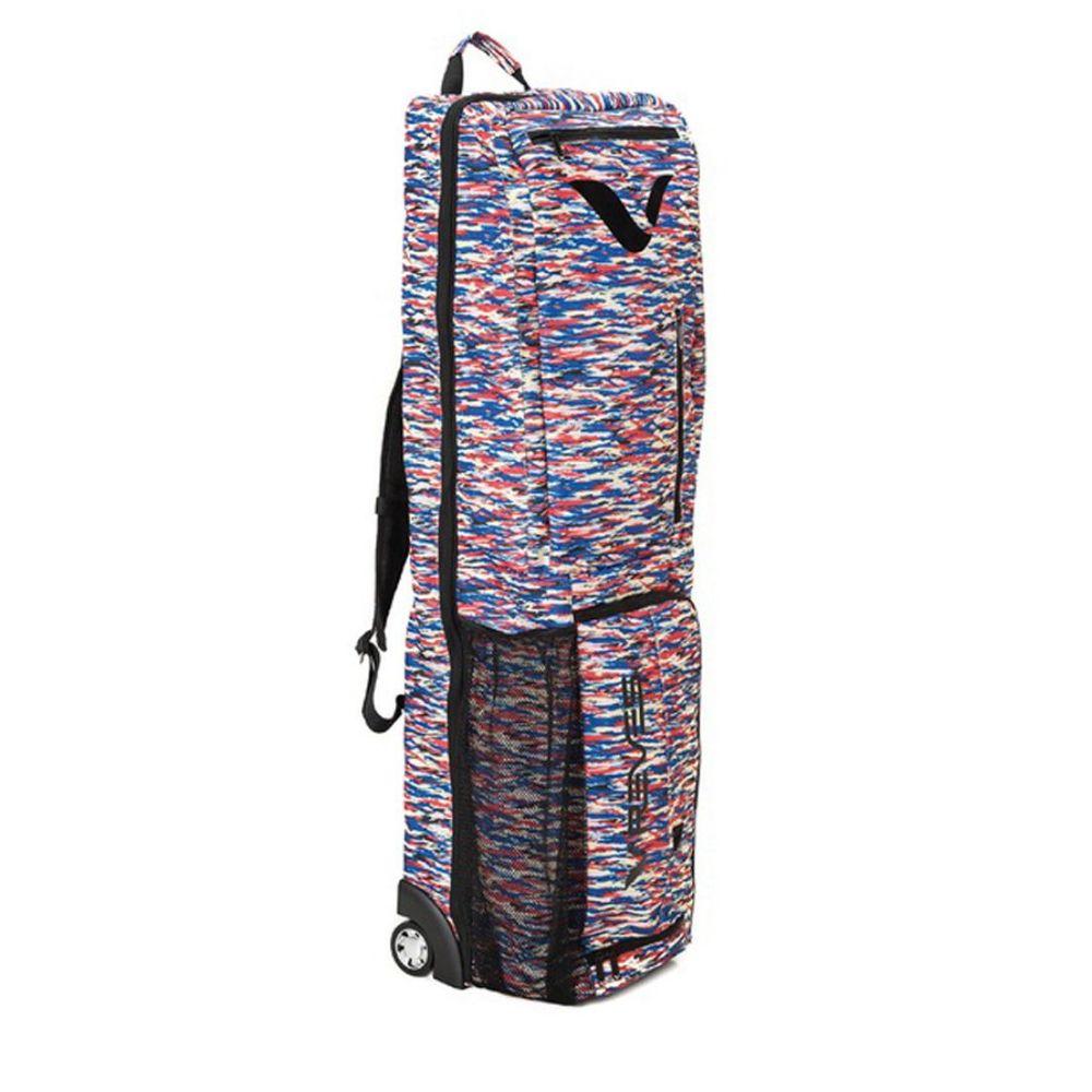 Bolso Porta Palos Reves De Hockey Stick Pro Wheelie Color: Multicolor - Talle: unico