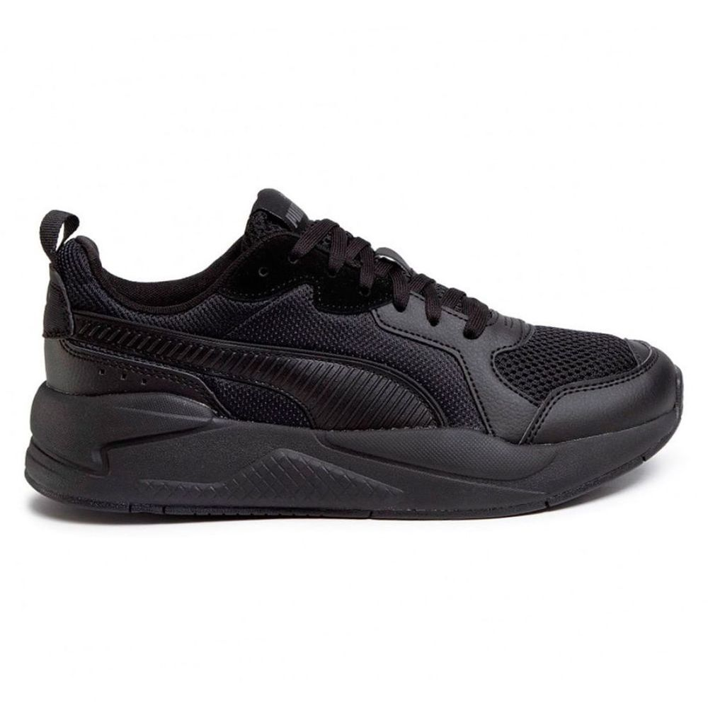 Zapatillas Puma X Ray Unisex Color: Negro - Talle: 34.5
