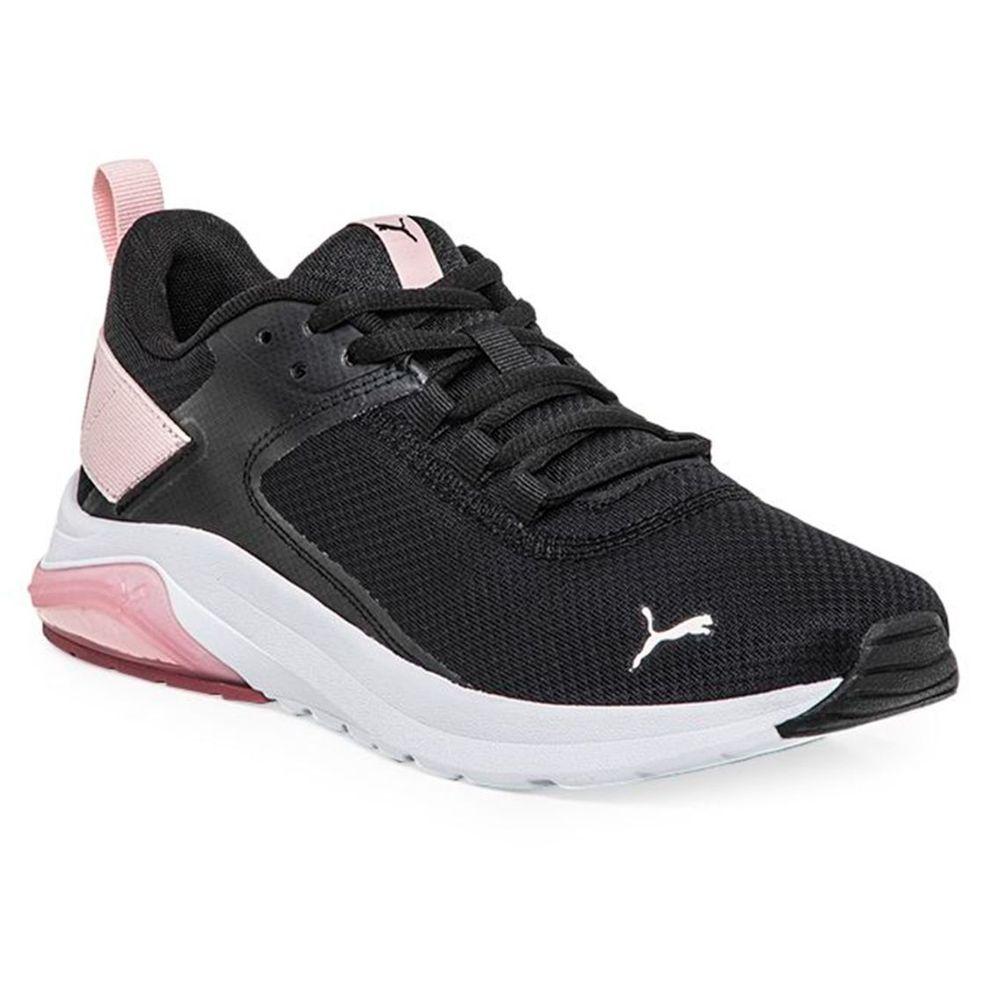 Zapatillas Puma Electron E De Mujer Color: Negro - Talle: 34.5